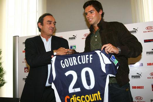 Gourcuff: Début de la négociation thumbnail