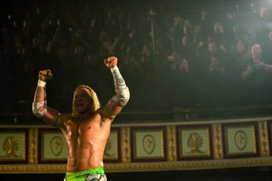 Mickey Rourke dans The Wrestler