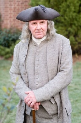 Tom Wilkinson dans John Adams