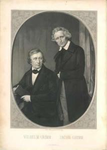 Les véritables frères Grimm